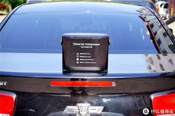 永远让你的轮胎吃饱喝足--70迈汽车轮胎充气泵分享