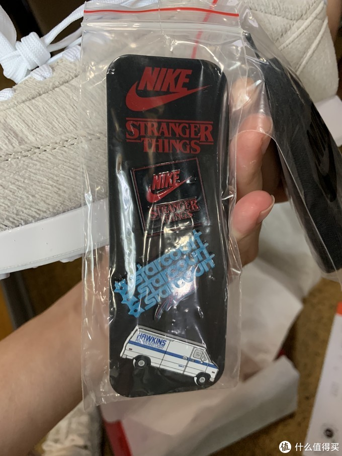 突袭的刮刮乐, Stranger Things x Nike TAILWIND 79
