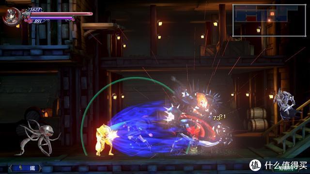 完美还原《月下》及同期2D恶魔城游戏体验的《赤痕》