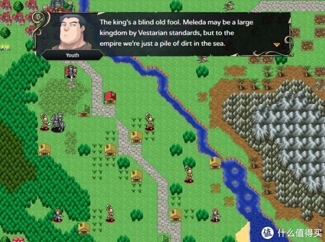 《Vestaria Saga》作为一款免费游戏相对简陋