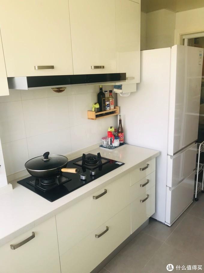 看一个爱做饭的90后如何装修厨房
