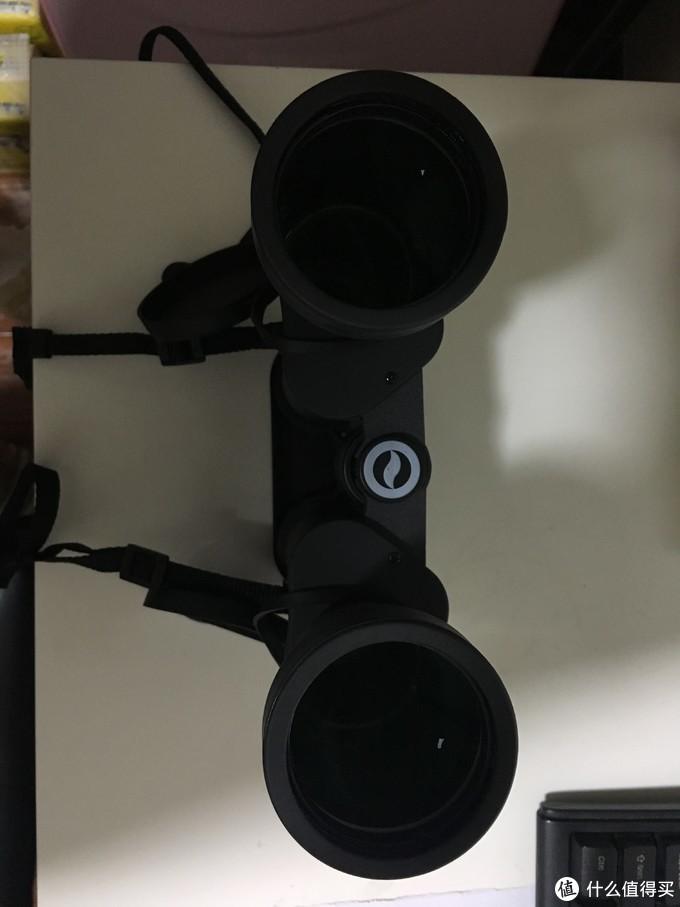 博冠望远镜7X50开箱