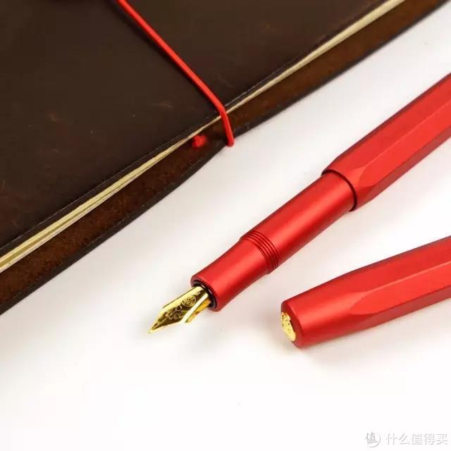 第一支采用金色笔尖的AL SPORT钢笔