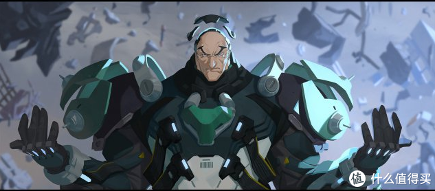 """重返游戏:《守望先锋》第31位英雄""""西格玛""""登场"""