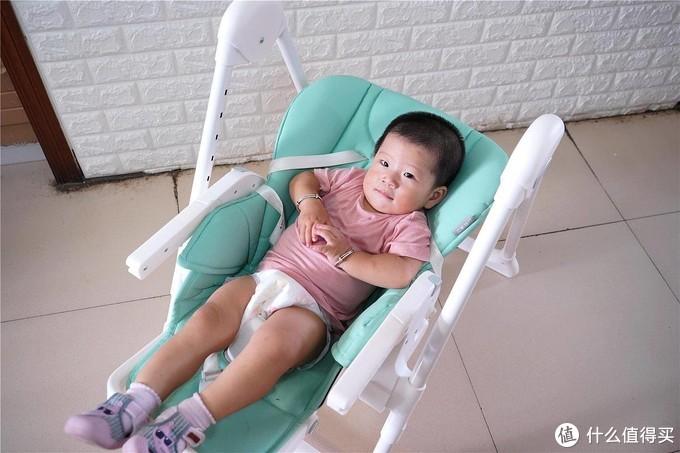 轻松收纳,安全舒适,宝宝的最佳小伙伴--贝影随行多功能儿童餐桌分享