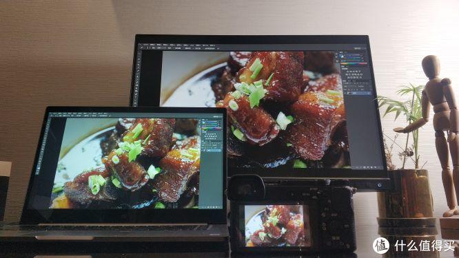 照相机、电脑、SW240显示同一张照片效果对比
