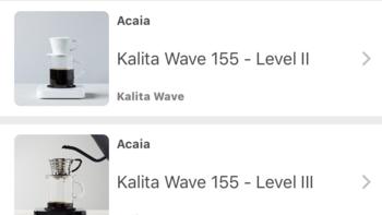 Acaia PEARL S 电子咖啡称使用感受(读数|功能|模式)