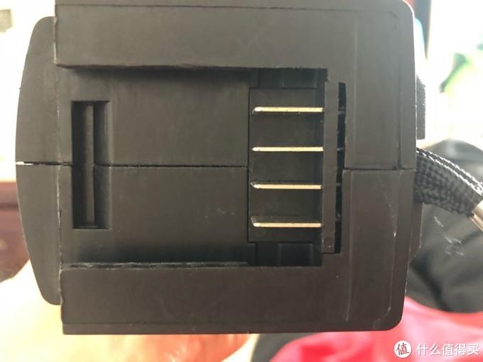 达文西之拆解339元的HABO福瑞德20v锂电冲击扳一支