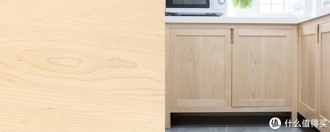 丘山制作的硬枫木橱柜