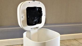 拓牛自动打包垃圾桶使用总结(容量|打包|密封性)