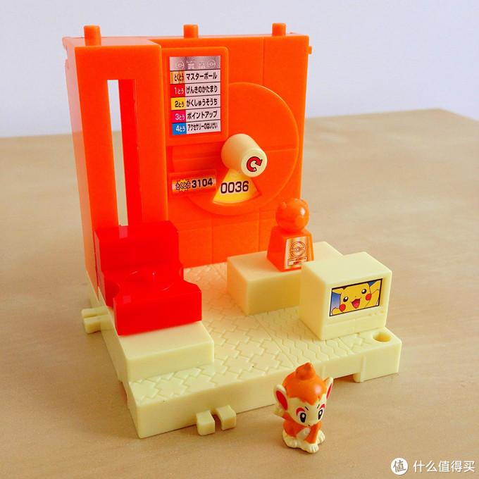 玩具测评丨BANDAI万代神奇宝贝研究所盒玩