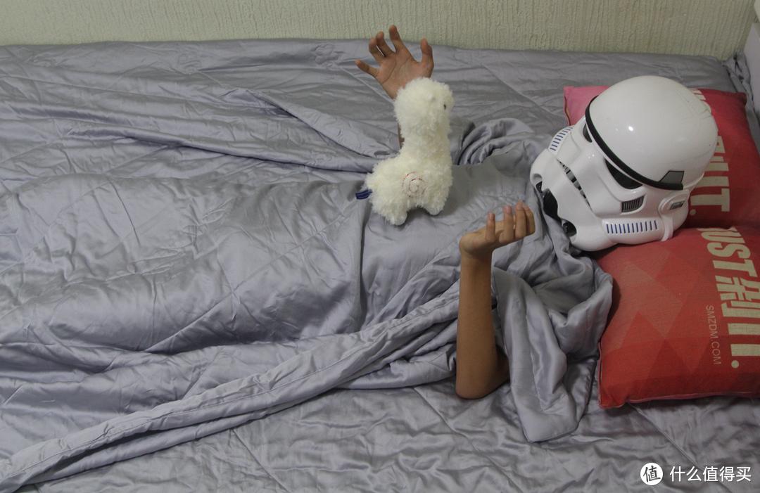 零压迫,爱果睡:来自新西兰的CRIA/可瑞乐 天丝夏凉被试睡体验