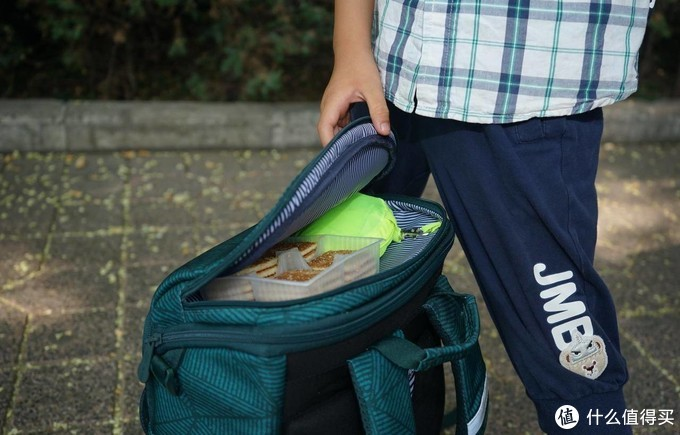 轻便实用好背负:码农老爸对GMT for Kids 挪威小方包的上手体验