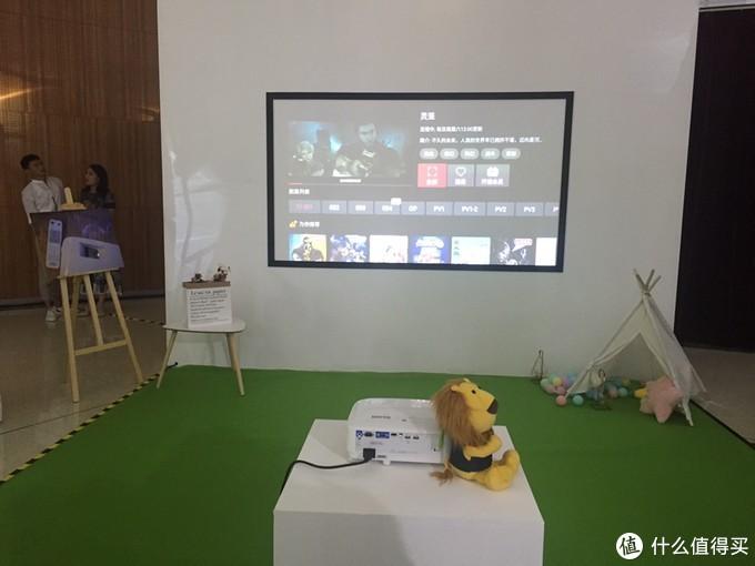 商用投影再进阶:1080P&3500流明,明基发布E580T投影仪!