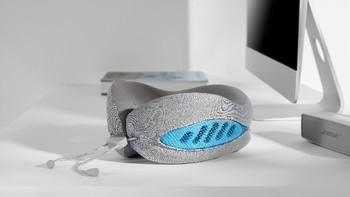 小米有品乐范双弹力透气U型枕使用总结(设计|支撑|透气)