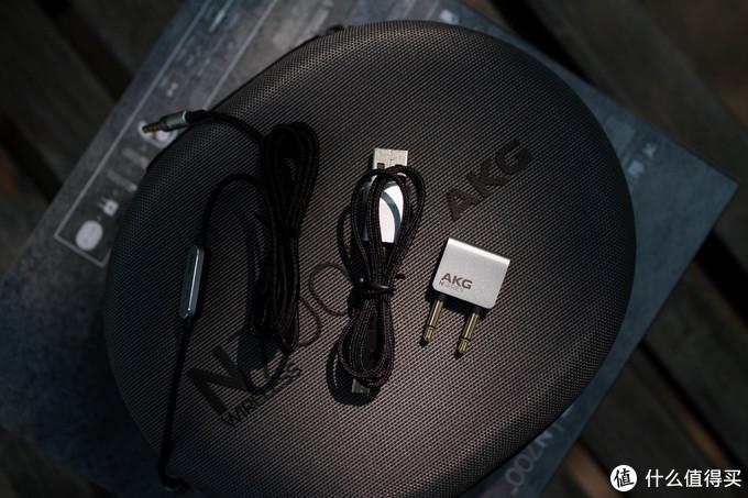 更好听 更好用 降噪新选择----AKG N700NC自适应降噪耳机