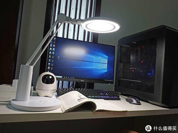 孩视宝2019新款双光源智能台灯VL235B,力求打造长时间护眼有保障