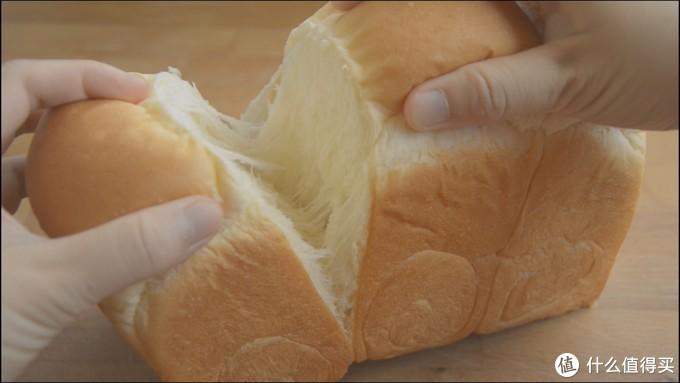 超详细步骤 做出面包店级别的吐司