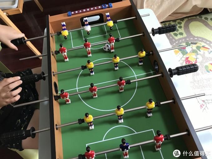 暑假齐乐乐!皇冠儿童桌上足球