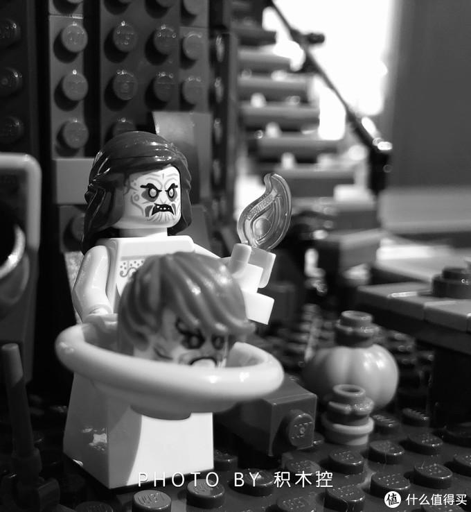 中元节玩乐高的人不要轻易出门,不然会......