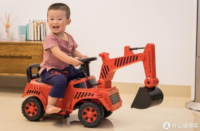 QBORN儿童挖掘机,和你一起挖掘孩子的潜能