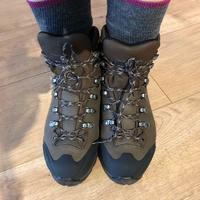 SCARPA Kailash Plus GTX 徒步鞋使用体验(包裹感|清洁|护理)