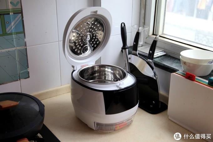 多吃大米饭也不怕胖啦-臻米脱糖降糖电饭煲使用简测