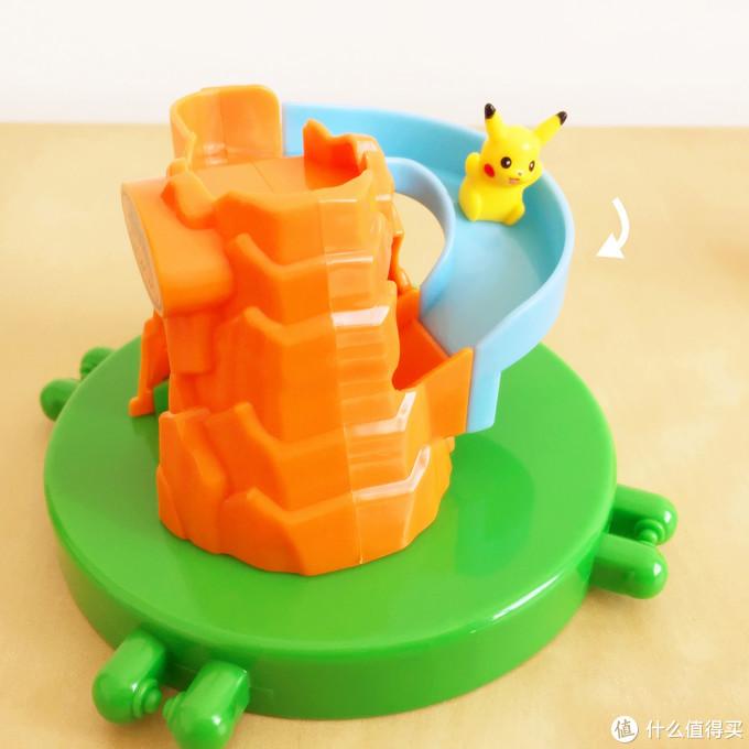玩具测评丨BANDAI万代神奇宝贝水上乐园盒玩