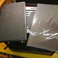 酷冷至尊S400静音机箱外观展示(顶盖|侧板|风扇)