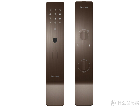 """<b>联想Lenovo全自动智能门锁X1,全新""""潮上翘""""设计,实现""""与家握手""""</b>"""
