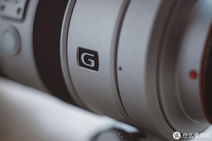 g头的logo,当年还没有顶级的GMaster镜头出来,g头已经算是索尼的顶级镜头了。
