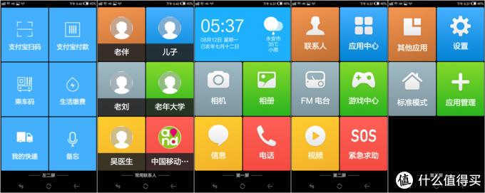 贴心相伴,守护家老-中国移动A6手机