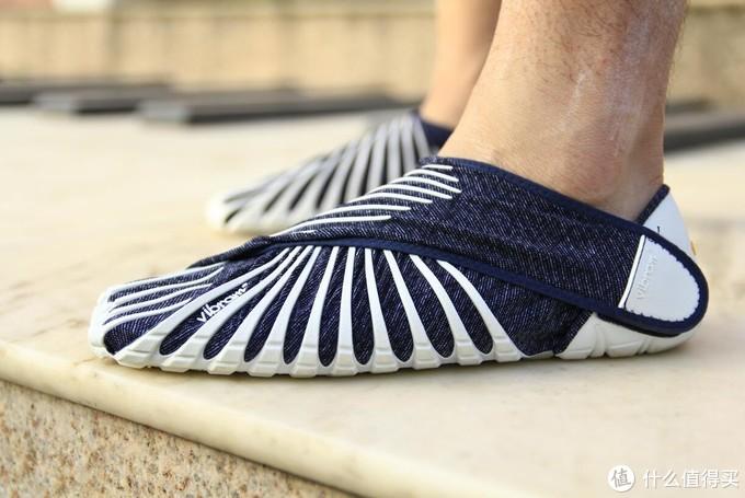 vibram极简主义运动鞋 双雄