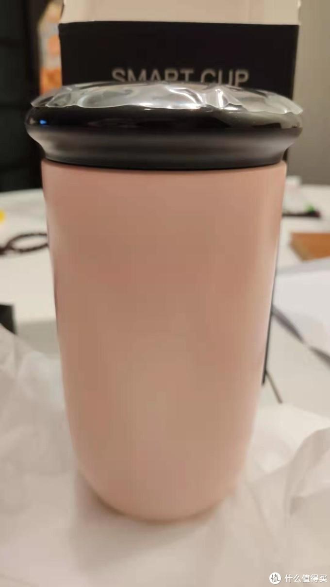 感觉这一杯有点不够喝,测试小水怪只能降温水杯U1