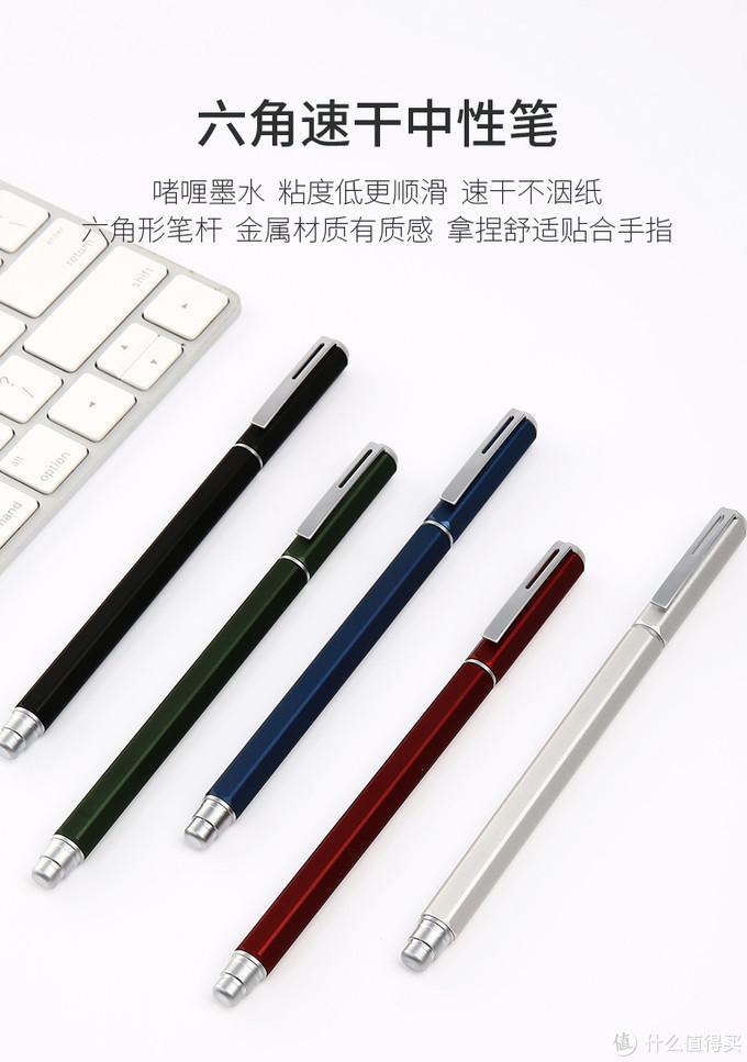 中性笔使用感受(2)--派通BLN665中性笔使用感受