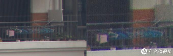 为了看远方,还要更长更长,索尼DH1774增距镜与H300对比