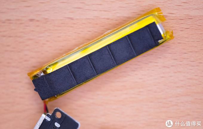 电池是长条状