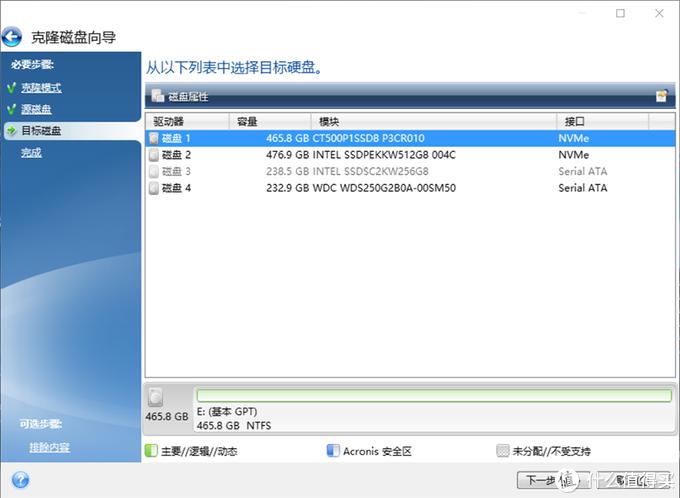 作为Win10系统盘QLC到底香不香?Crucial英睿达 P1 SSD 500G评测