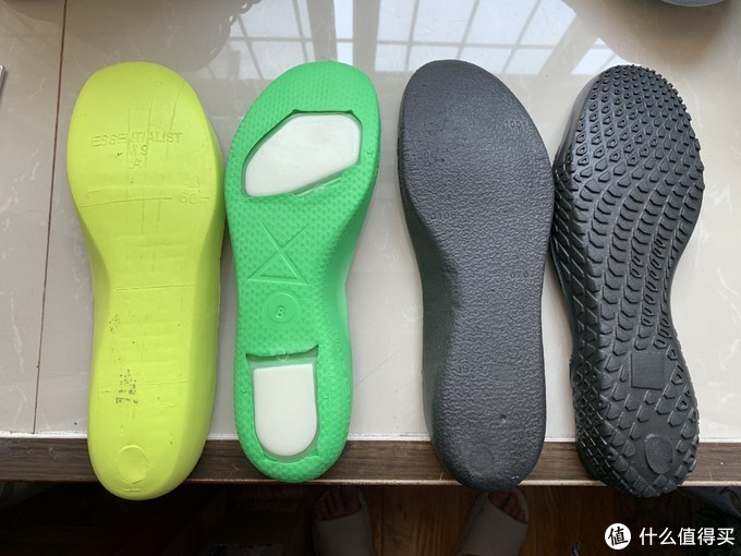 lunarlon鞋垫背面