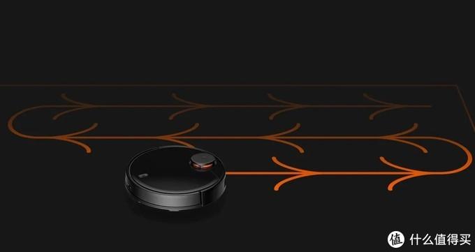米家扫拖机器人LDS激光导航版:乐趣更清洁 高性能扫拖一体化