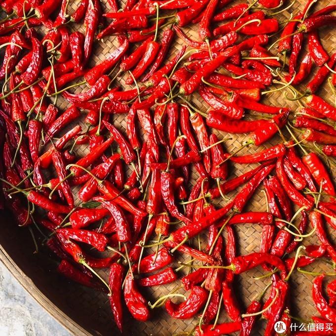 红火火的辣椒,很好看