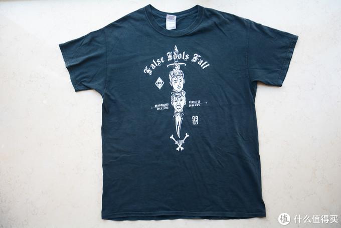 男士T恤横评:几十元的T恤应该什么水平...优衣库、Pro Club、Printstar、SHAKA WEAR、Alstyle等