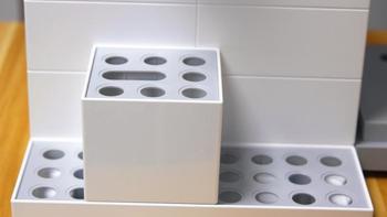 优点智能饮水机外观展示(主机 水箱 余水盒 外壳 面板)