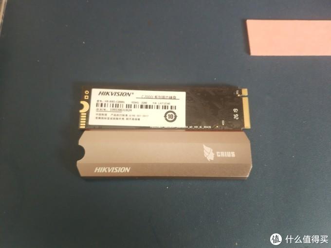 c2000Lite+Orico硬盘盒简单开箱