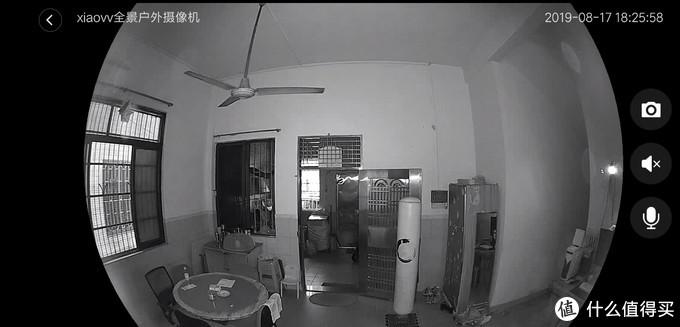 xiaovv全景户外摄像机(年轻人的第一台室外监控)