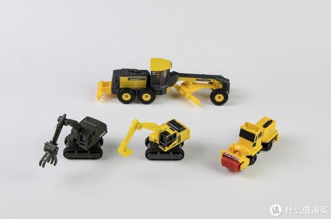 tomy工程车