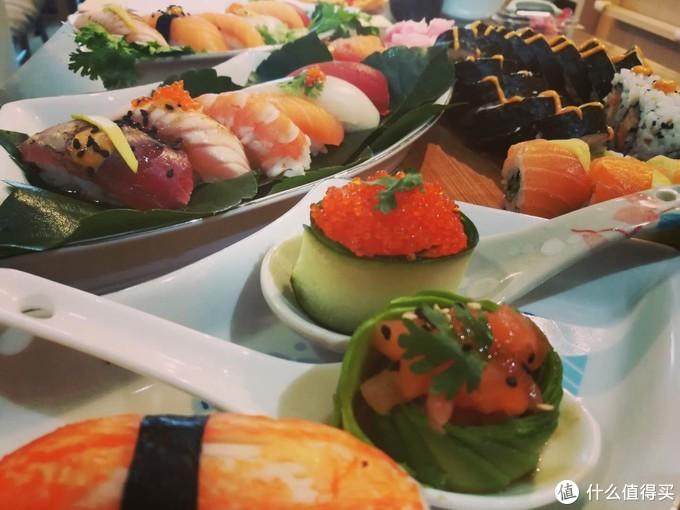 清凉一夏之—自制寿司宴