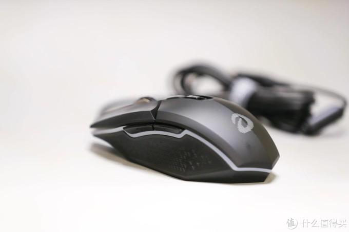 游戏少年不可少的游戏鼠标——达尔优牧马人EM915 KBS