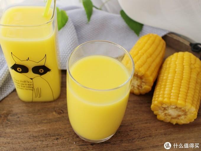 教你自制香浓玉米汁,做法很简单,一键搞定,清甜顺滑还养胃