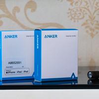 ANKER 30WPD充电套开箱展示(线材 插脚 体积 指示灯 充电器)